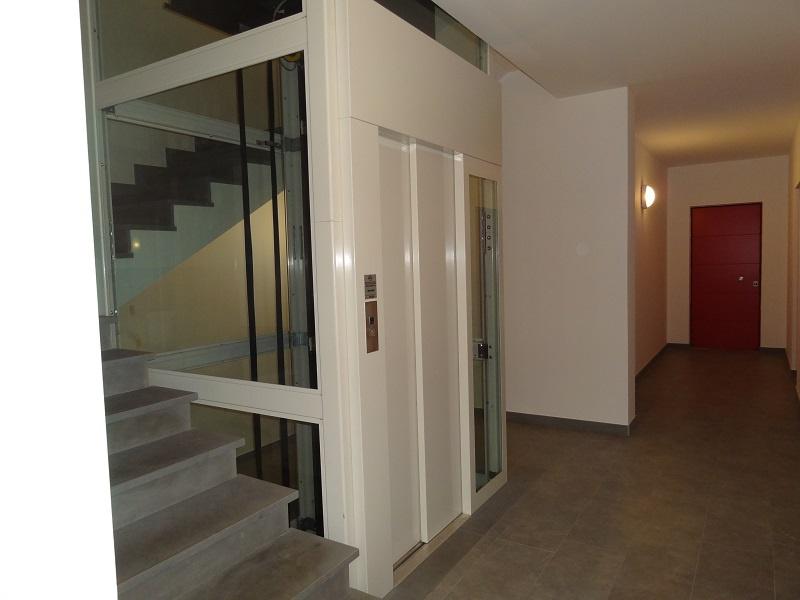 Condominio alessandro app g1 edilizia nunziatini for Chiusura vano scala interno