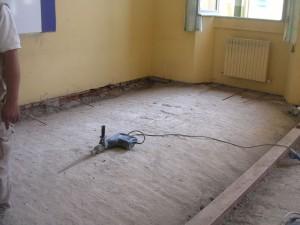 Opere di consolidamento sismico edificio scolastico